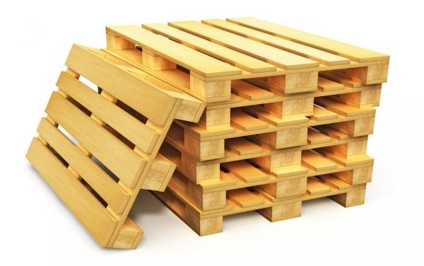 משטחי עץ משומשים או חדשים